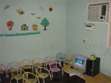 Sprouts class room